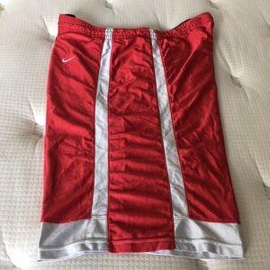 Men Vintage Nike Basketball shorts size L